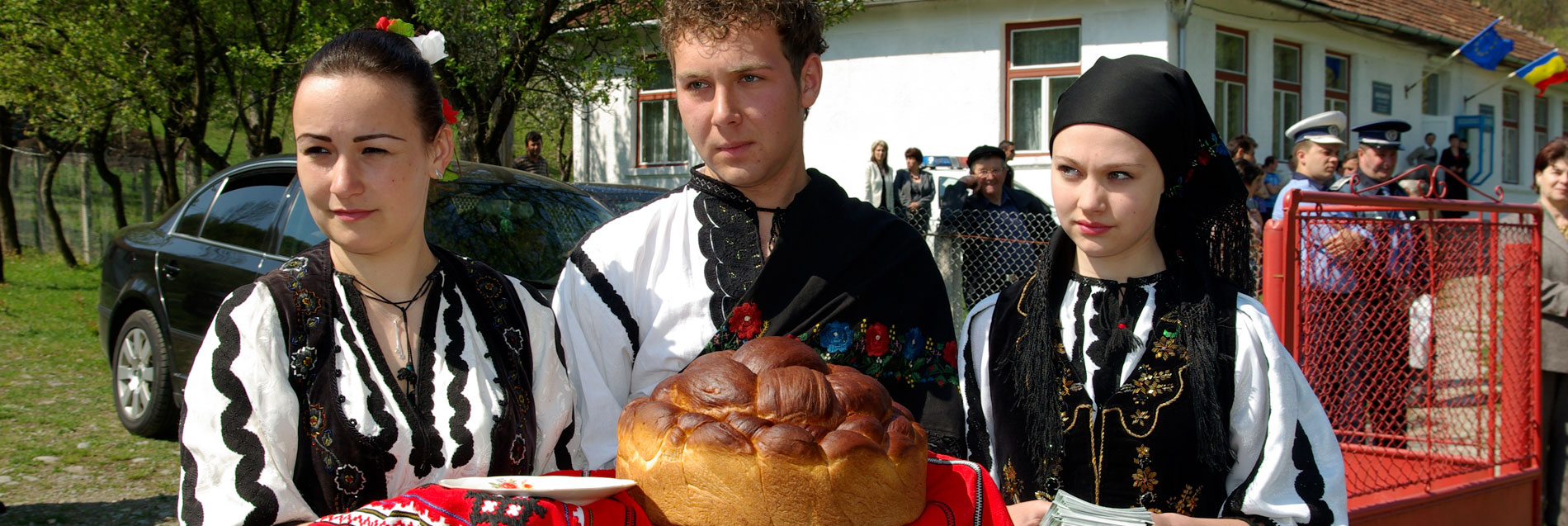 La culture roumaine.