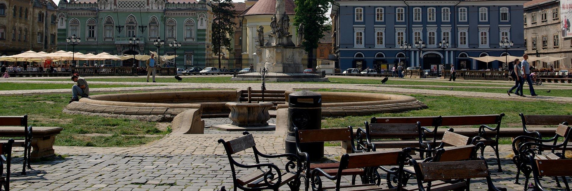 Place de Timisoara